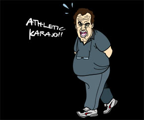 Bielsa: Athletic Karajo!